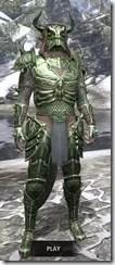 Pit Daemon - Argonian Male Front