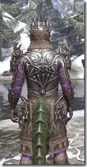 Stormlord - Argonian Male Close Rear