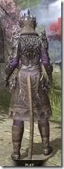 Stormlord - Khajiit Female Rear