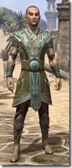 Treethane's Mosaic Jerkin Male Front