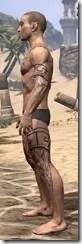 Alftand Glacial Body Tattoos Male Side