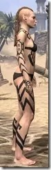 Dwarven Centurion Body Tattoos Female Right
