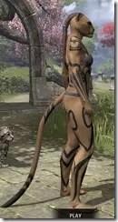 Meridian Radiance Body Tattoos Khajiit Female Right