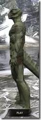 Meridian War Burst Body Markings Argonian Male Side