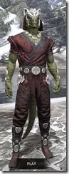 Jode & Jone Light - Argonian Male Shirt Front