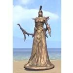 Dark Elf Statue, Battlemage