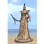 Dark Elf Statue, Battlemage