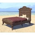 Elsweyr Bed, Elegant Single