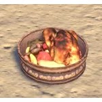 Elsweyr Meal, Whole Roasted Chicken