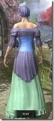 Tavern Maid - Dyed Rear