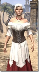 Tavern Maid - Female Close Front