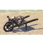 Wheelbarrow, Bones