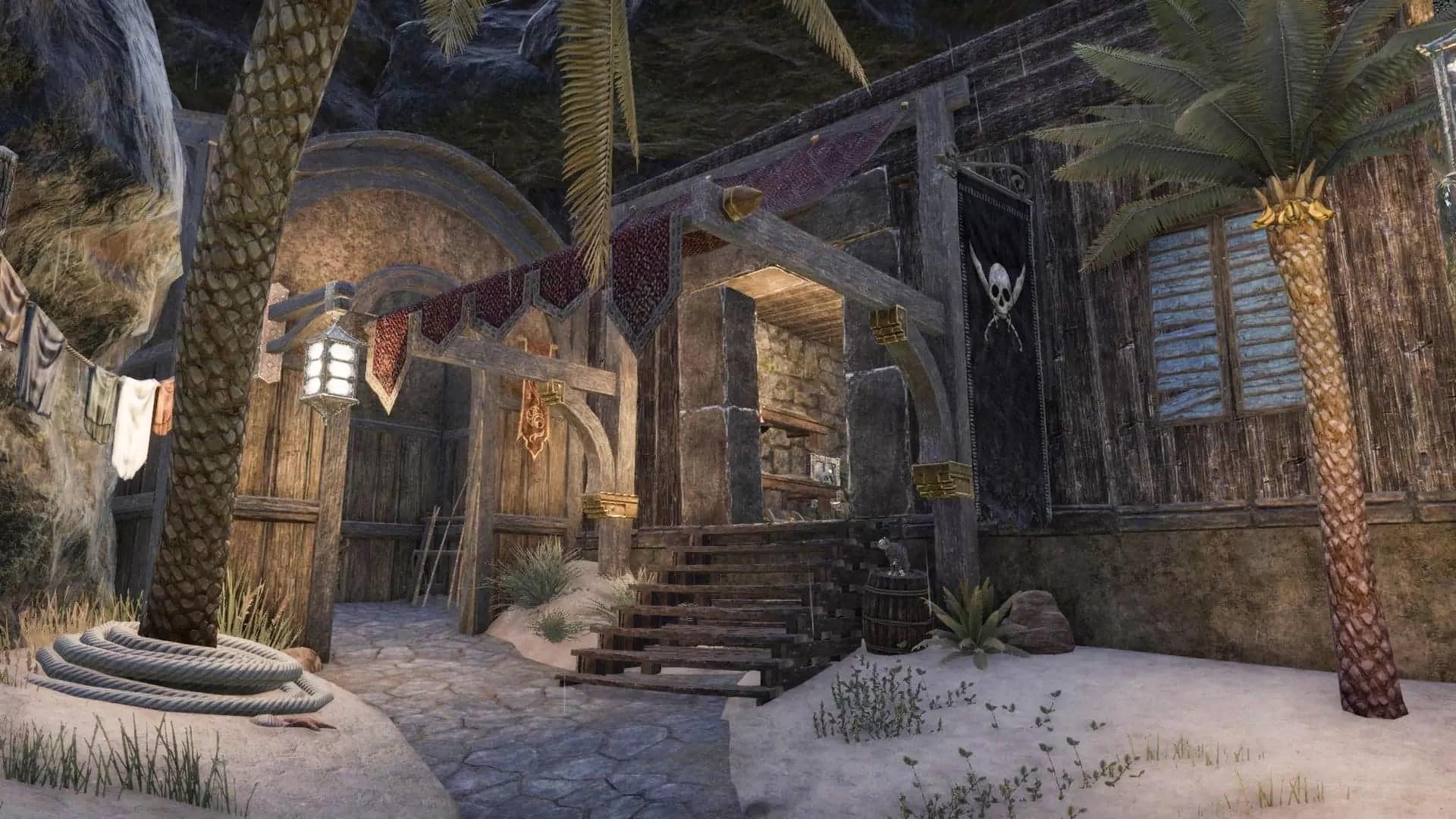 Retreat Of Broken Teeth (Pirate Headquarters) [PS4]