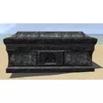Daedric Sarcophagus, Stone