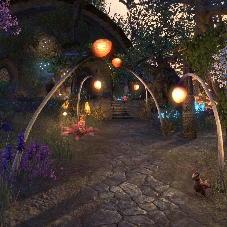 Crystal Garden and Tree House [EU]