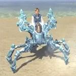 Frost Atronach Dwarven Spider