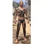 New Moon Cultist Body Tattoo