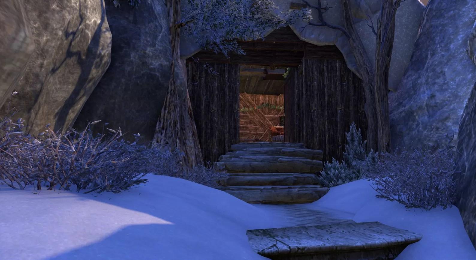 Winter Cabin [NA]