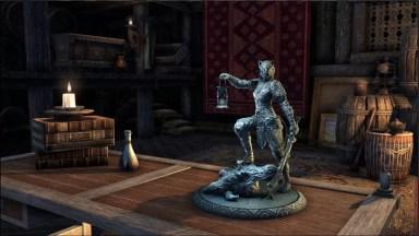 Statuette: Pride of Alkosh