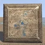 Ayleid Constellation Stele, The Serpent