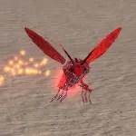 Crimson Torchbug