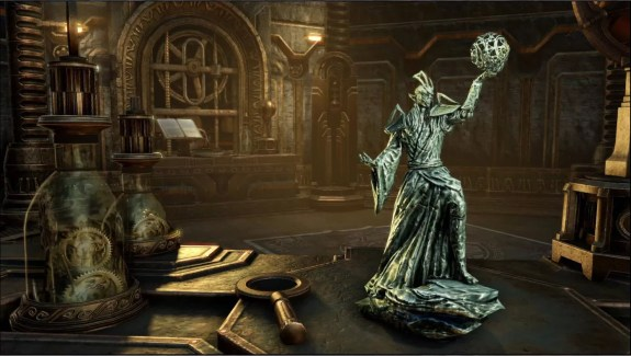 Statuette: Sotha Sil, Tinkerer
