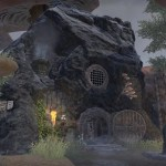 Custom Build Telvanni Cottage [PS4]