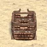 Solitude Basket, Ornate