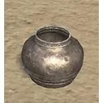 Solitude Pot, Wide Metal