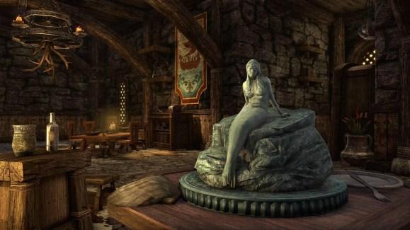 Statuette: Mermaid of Anvil