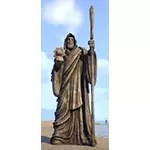 Breton Statue, Arkay