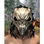 Crow-Heart Skull Sallet