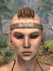 Morthal Jarl Circlet - Female Front