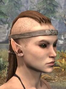 Morthal Jarl Circlet - Female Side