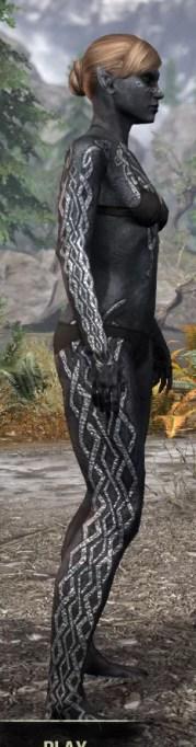 Runic Seabrume - Female Right