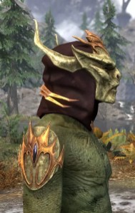 Lady Thorn - Argonian Male Right