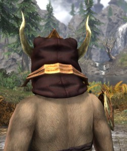 Lady Thorn - Khajiit Female Rear
