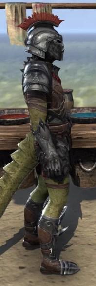 Legion Zero Vigiles - Argonian Male Right