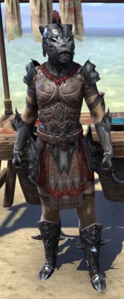 Legion Zero Vigiles - Khajiit Female Front