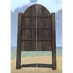 Solitude Gate, Wood
