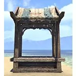 Solitude Stall, Covered Merchant