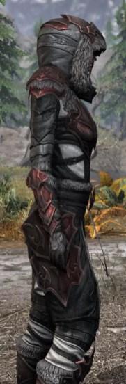 Thorn Legion Heavy - Female Close Side