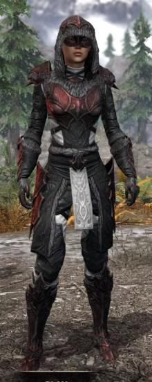 Thorn Legion Heavy - Female Front