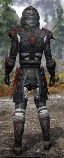 Thorn Legion Heavy - Male Rear