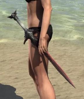 Thorn Legion Sword 1