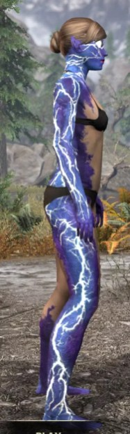 Kyne's Fury - Female Right
