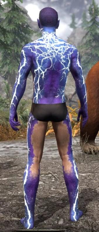 Kyne's Fury - Male Rear