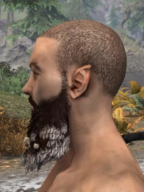Old Salt's Chin-Trinket - Male Side