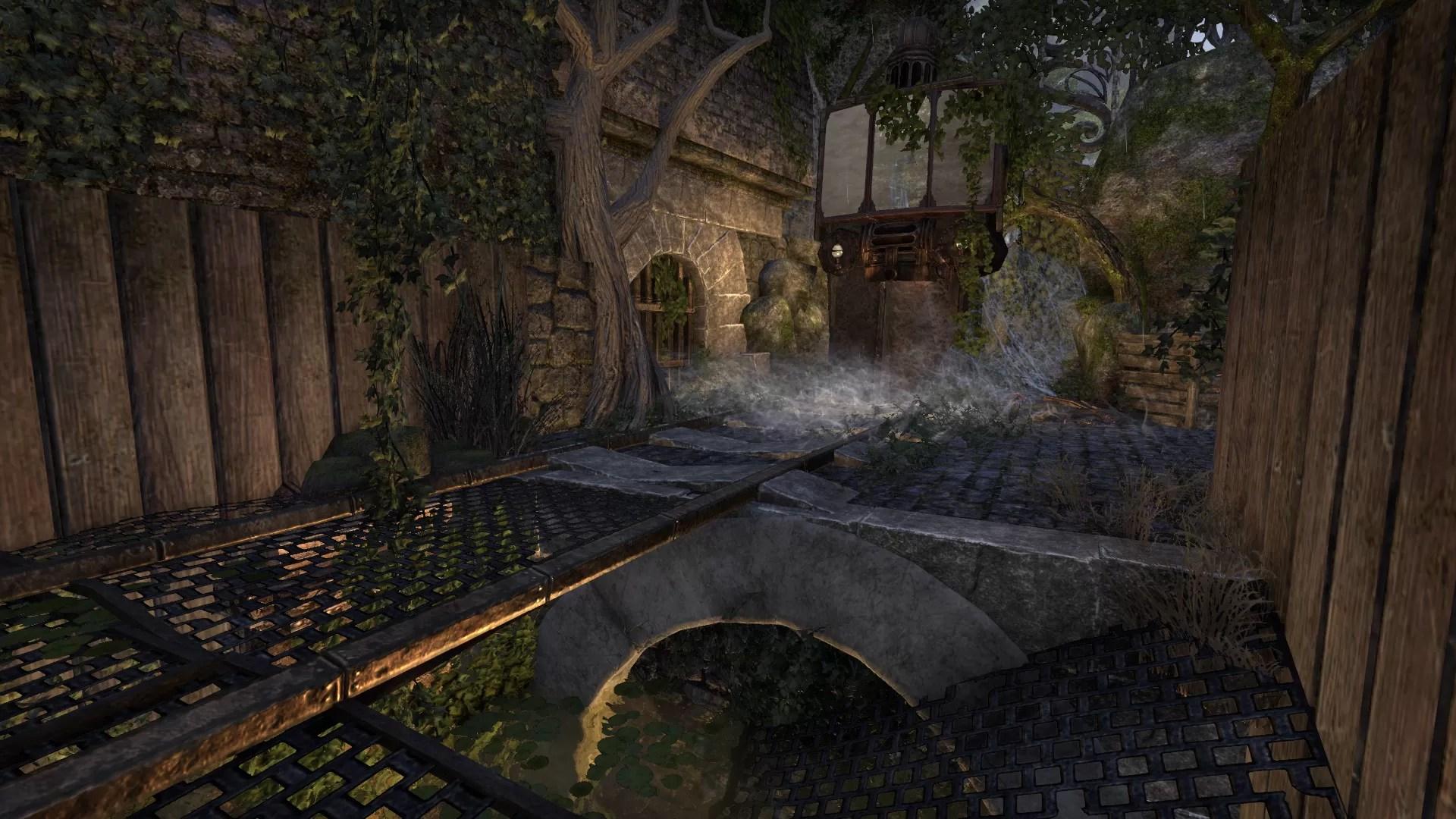 Railway in the Lost City [EU]