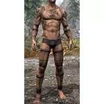 Morthal Champion Body Markings